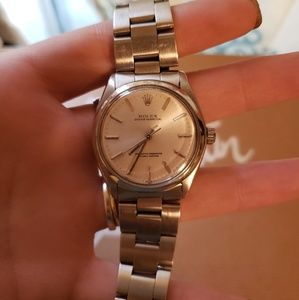 Authentic Vintage Rolex Oyster